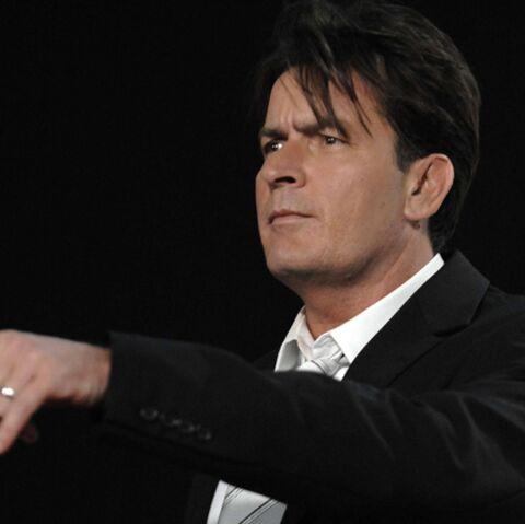 Charlie Sheen sur scène: quel conspué!