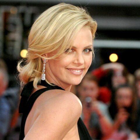 Charlize Theron a adopté une petite August