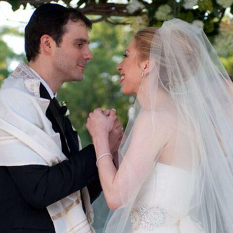 Chelsea Clinton a dit «oui» à Marc Mezvinski