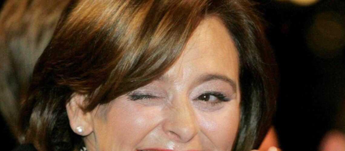 Cherie Blair balance sur son intimité avec Tony