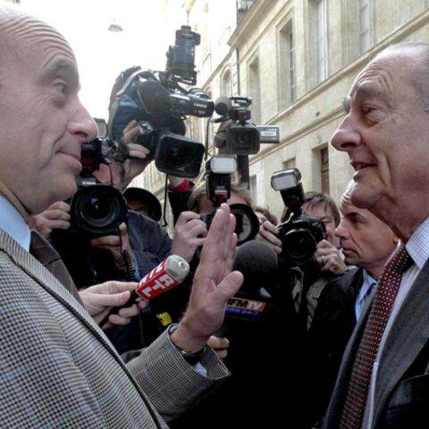 Jacques Chirac, Alain Juppé et l'humour potache