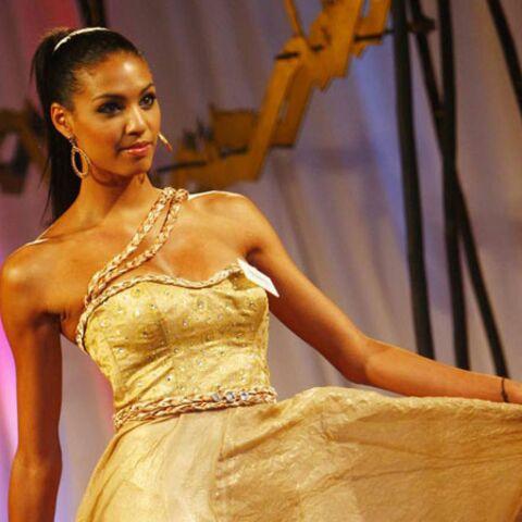 Chloé Mortaud en guest star au défilé Jean-Paul Gaultier