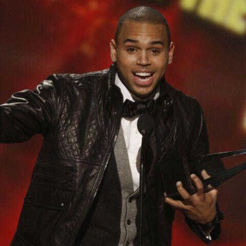 Chris Brown sacré aux Victoires de la musique américaine