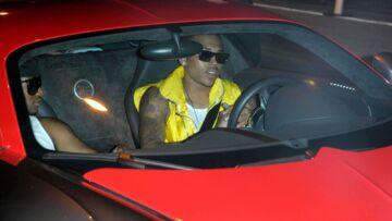 Chris Brown fête sa condamnation en boîte de nuit