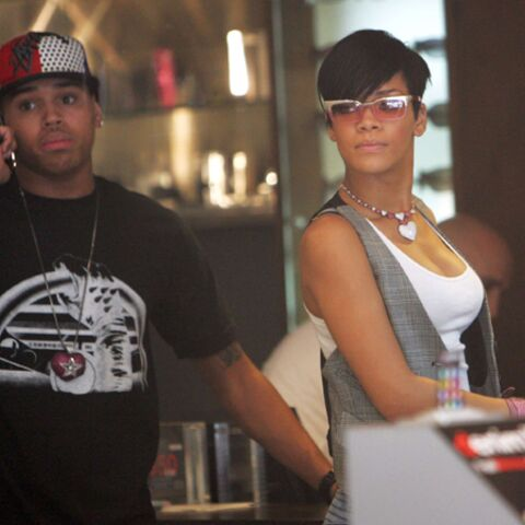 Rihanna et Chris Brown: sea, sex and sun?