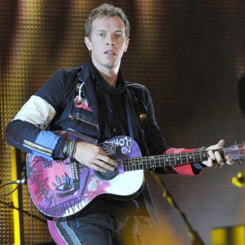 Coldplay à l'entraînement