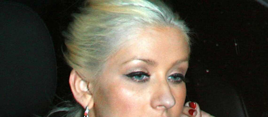Christina Aguilera: fan de sa garde-robe