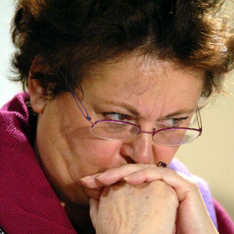 «Jetée de façon inhumaine», Christine Boutin s'indigne