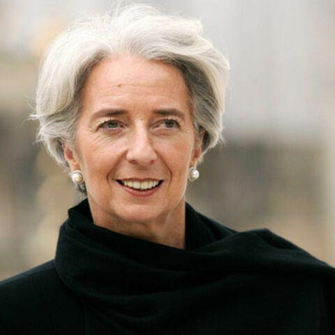 Christine Lagarde nous reçoit à Bercy