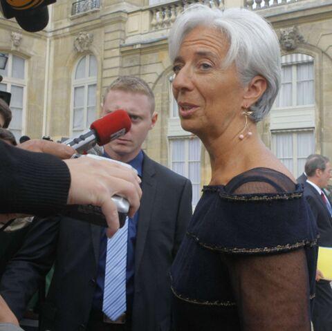 Christine Lagarde se féminise pour le FMI