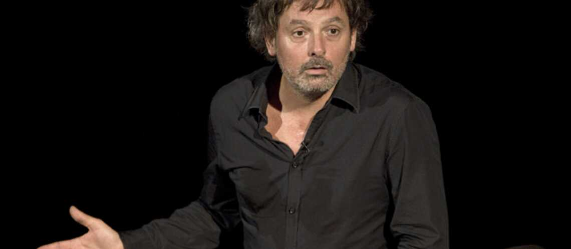 Christophe Alévêque s'énerve en direct