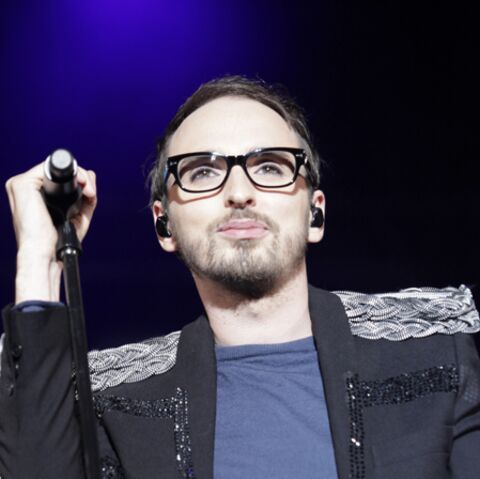 Christophe Willem se la joue Cool