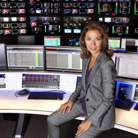 Claire Barsacq: la nouvelle reine du JT a gagné son premier pari