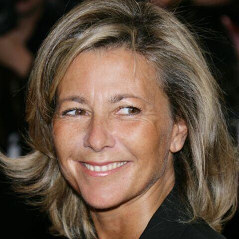 Claire Chazal femme d'honneur des Femmes en Or