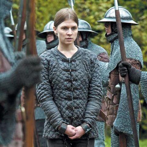 Clémence Poésy est Jeanne d'Arc, la captive