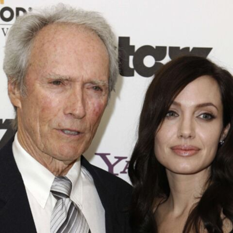 Angelina Jolie rend un hommage surprise à Clint Eastwood