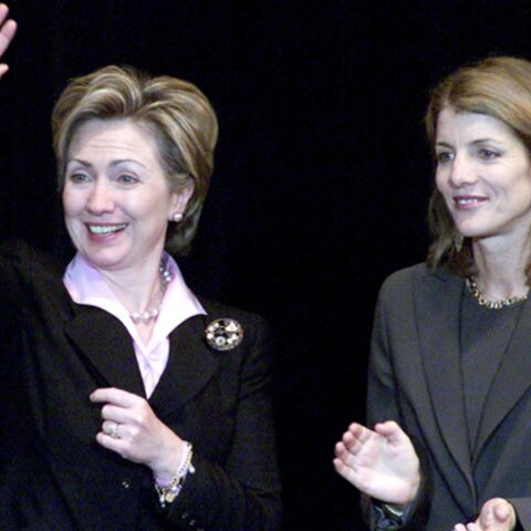 Caroline Kennedy, pressentie pour remplacer Hillary Clinton