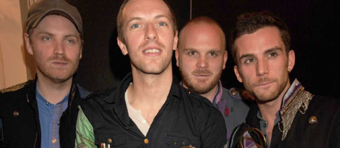 Coldplay récompensé à Londres