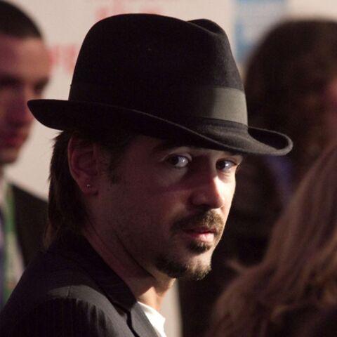 PHOTOS – Colin Farrell: bad boy à la gueule d'ange