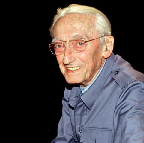 Jacques-Yves Cousteau: son biopic en 3D