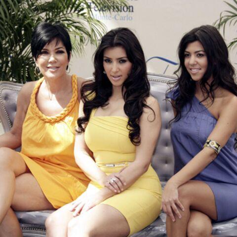 Kim Kardashian va fêter l'arrivée de bébé en famille