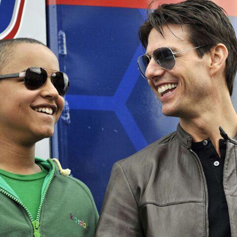 Tom Cruise: son fils sur ses traces