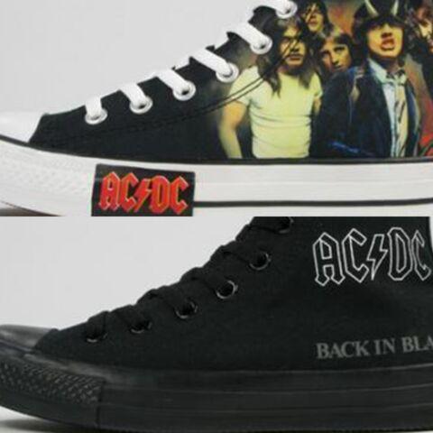 Converse: High Shoes Musical