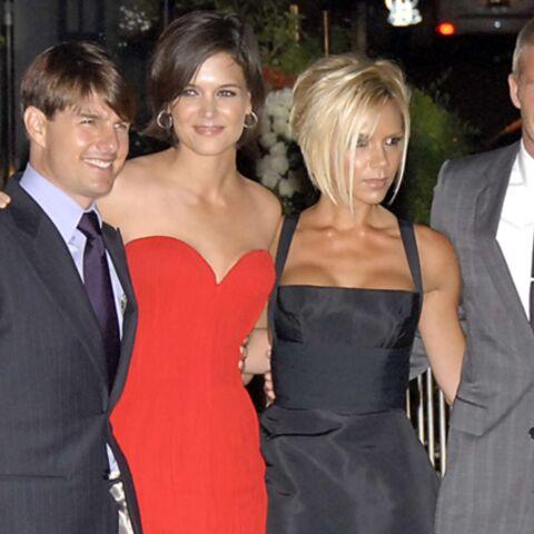 David Beckham et Tom Cruise envisagent d'acheter un club de foot ensemble