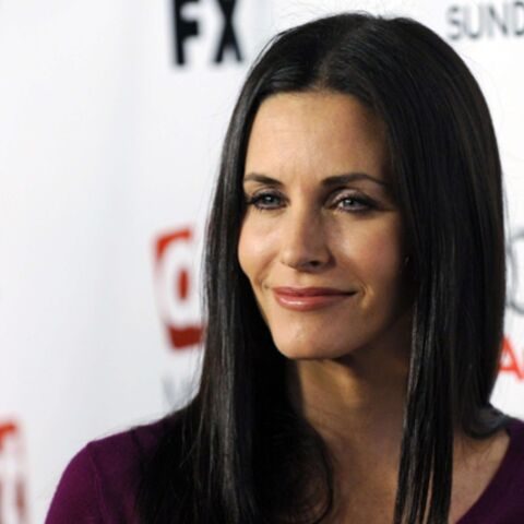 Courteney Cox en guest star dans Scrubs