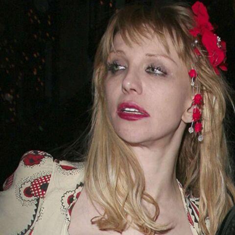 Courtney Love cherche femme de ménage