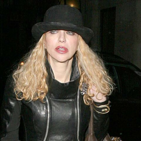 Courtney Love: ça part en sucette!