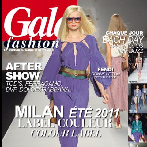 Feuilletez l'édition quotidienne de Gala Fashion