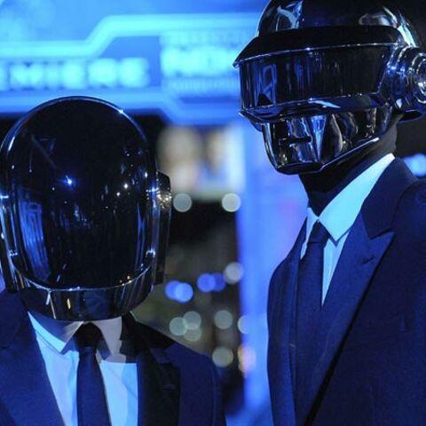 Daft Punk de retour à la télévision