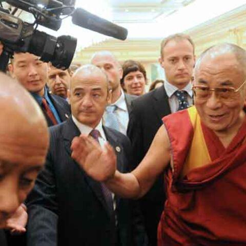 Le dalaï lama se lâche avec les élus