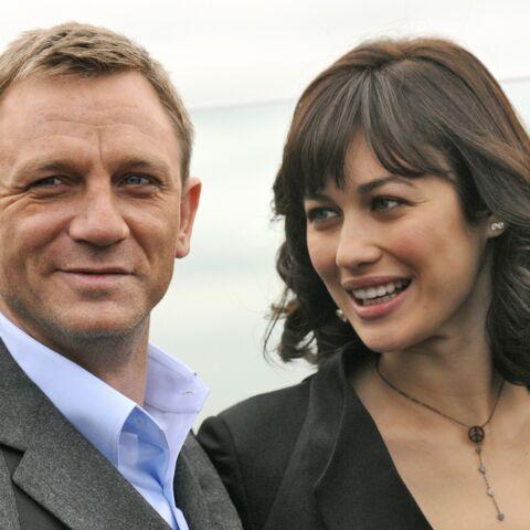 La nouvelle James Bond girl se met à nu