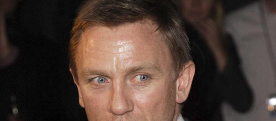 Mission «secret» accomplie pour James Bond