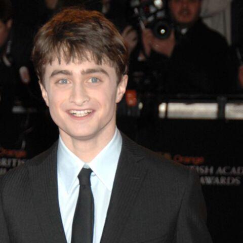Daniel Radcliffe se prépare un popotin en béton!