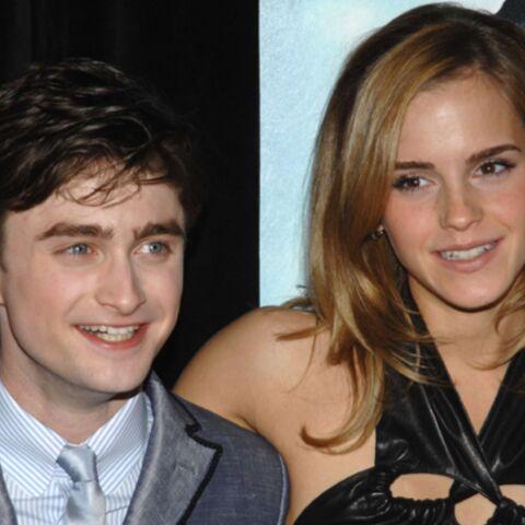 Daniel Radcliffe et Emma Watson créent l'exploit