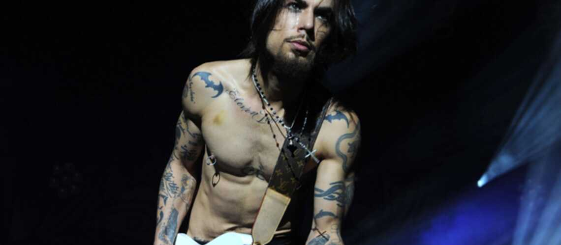 Dave Navarro nu: tatouer n'est pas tuer