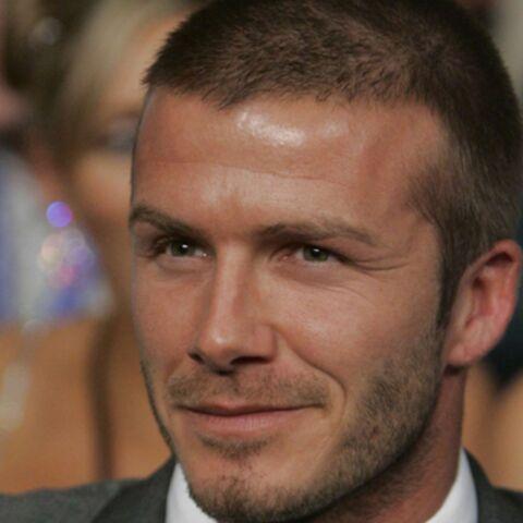 David Beckham se rend en Sierra Leone pour l'Unicef