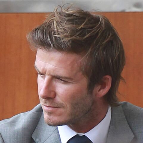 David Beckham va devoir baisser son pantalon