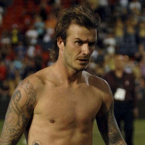 David Beckham: il confie son sein à Jésus