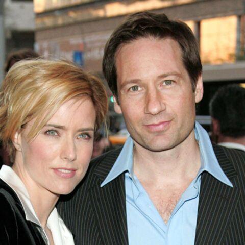 David Duchovny et Téa Leoni se séparent