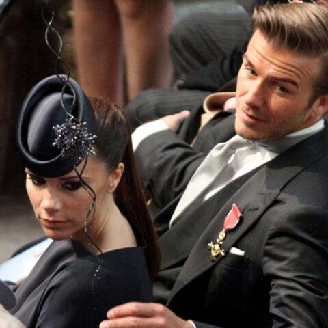 David Beckham a Victoria dans le viseur