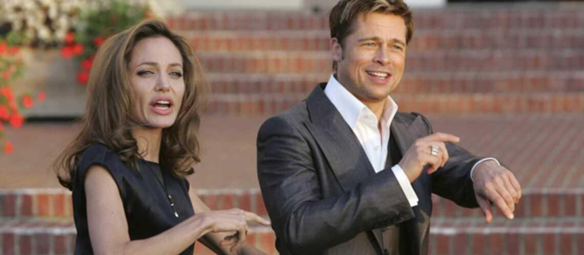Angelina Jolie: «pas de mariage pour le moment»