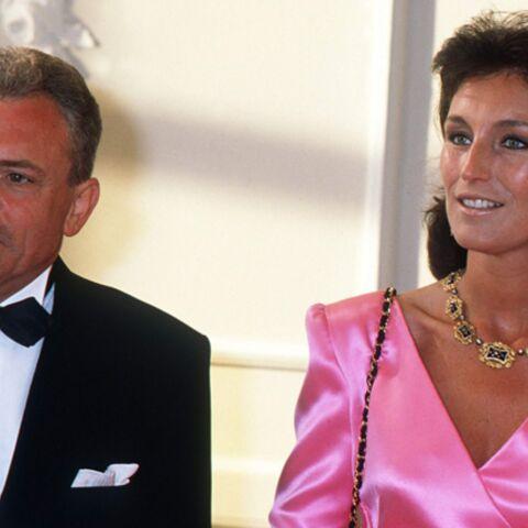 Jacques Martin et Cécilia: un couple très classique