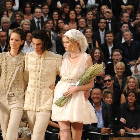 Fashion week: des «belles des champs» au «street wear»
