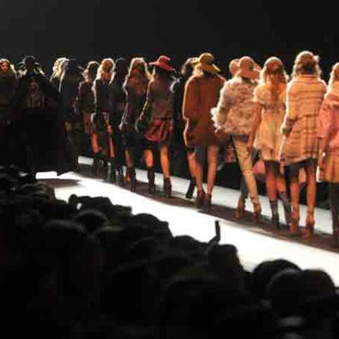 Défilé prêt-à-porter Dior: triste et brillant
