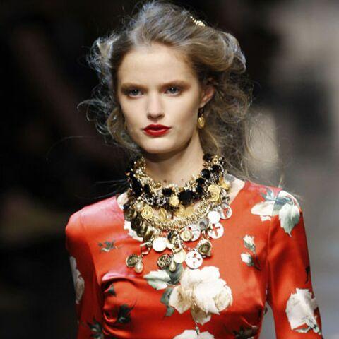 Dolce & Gabbana pionnier de la «mode mobile»