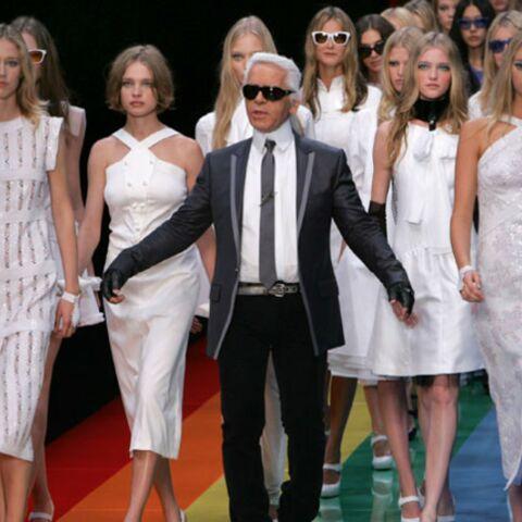 Les défilés de mode Eté 2008 (1/2)